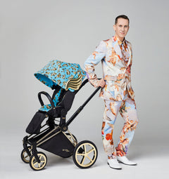CYBEX PRIAM - JEREMY SCOTT CHERUB BLUE