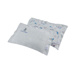 LONDON FERRIS 2 PILLOW CASES FOR 34 X 24 CM PILLOW
