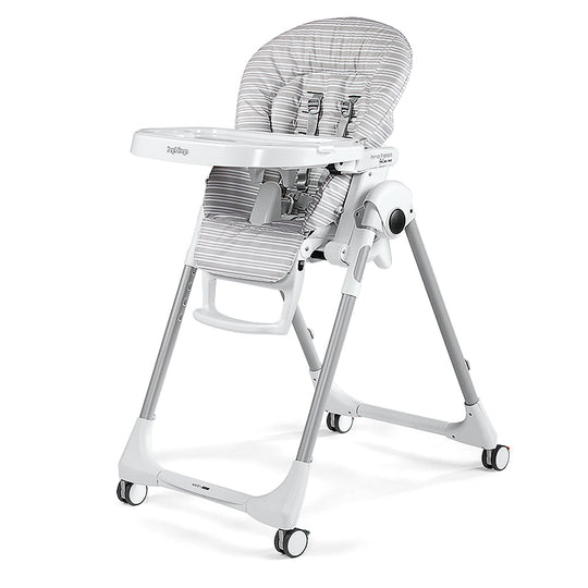 PEG PEREGO PRIMA PAPPA HIGHCHAIR - LINEAR GREY