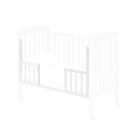 TODDLER RAIL for NICOLE COT - WHITE