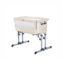 ZIBOS ALA 5 in 1 Co-Sleep Baby Cot - Cream