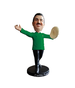 Arturo Fuente Carlito Fuente Jr. Bobble Head - Green (One Set = 6 Units)
