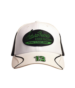 Arturo Fuente Cigar Factory Black/Green Hat
