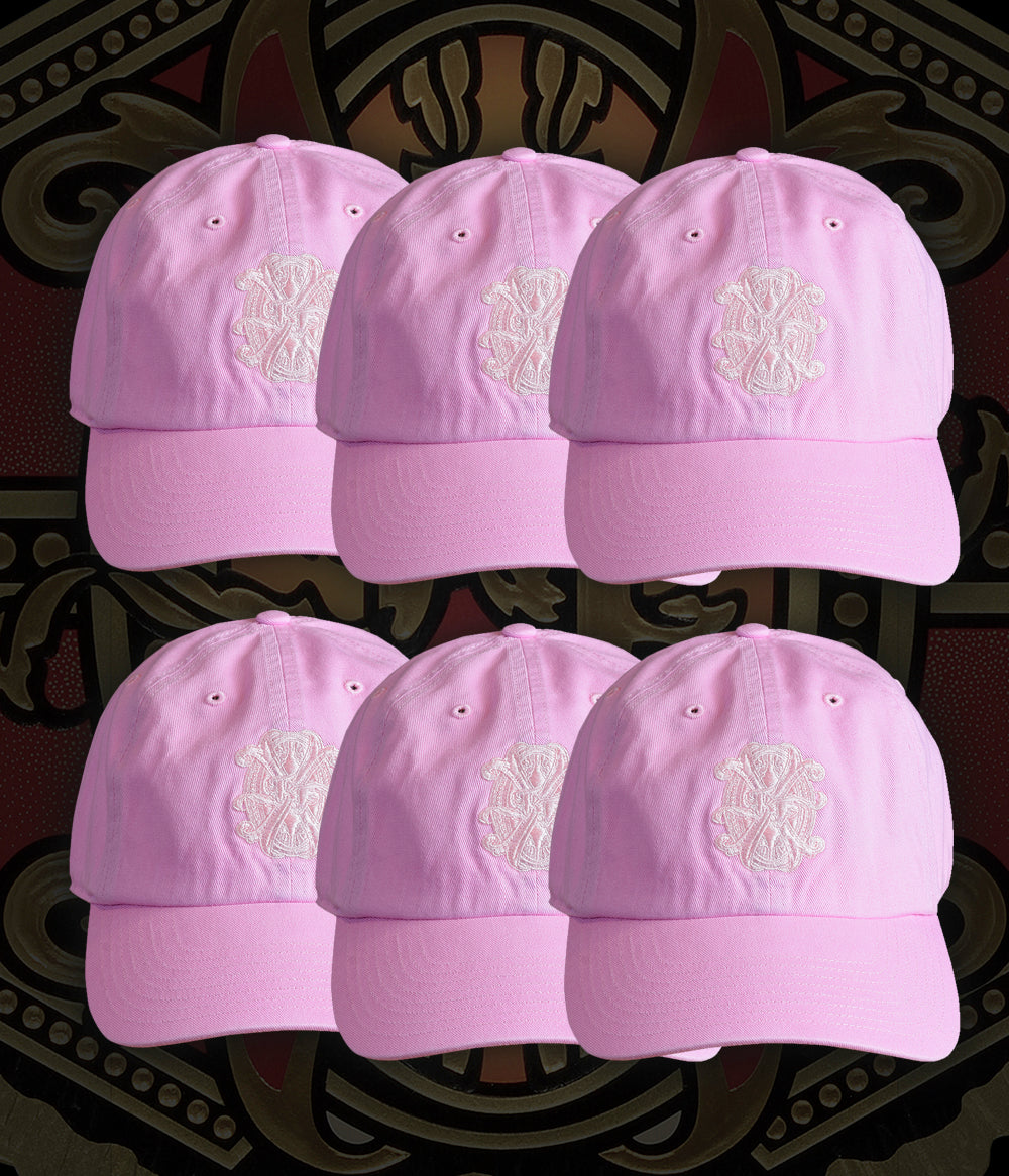 Arturo Fuente Petal Pink Clean Up Hat (One Set = 6 Units)