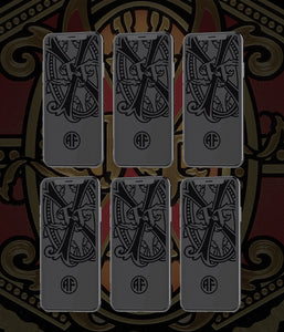 Arturo Fuente FFOX Screen Protector for iPhone 11 - Clear (One Set = 6 Units)