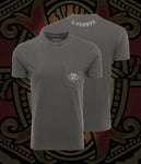 Arturo Fuente Charcoal Coronado Mens Cotton Pocket Tee