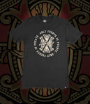 Arturo Fuente FFOX Clutch Black Backer Rival Tee Mens Shirt