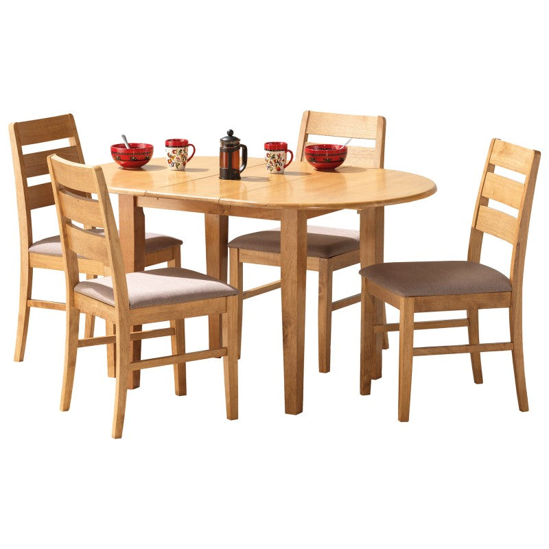 Tapa Extension 5 Piece Dining Suite