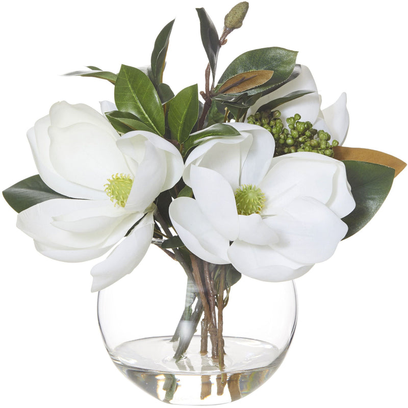 Magnolia Mix Sphere Vase