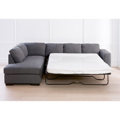 Caitlyn LHF Chaise w/ Sofa Bed