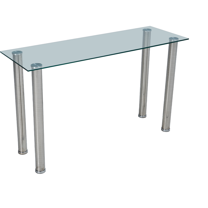 Tay Console Table Clear