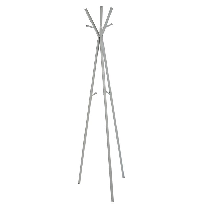Stanley Metal Coat Rack 49x185.5cm Grey
