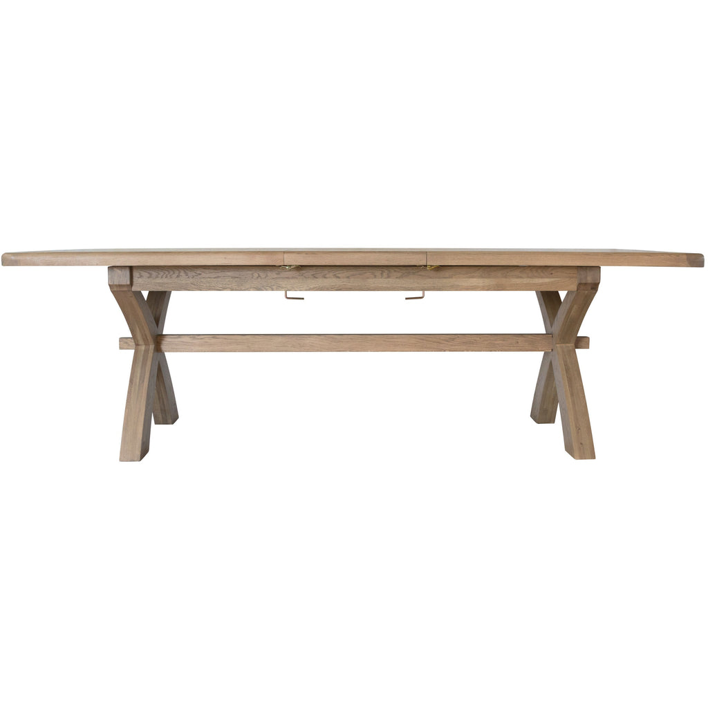 Stoneridge 2000 Cross leg Dining Table HO-20BET