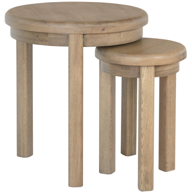 Stoneridge Round Nest Of 2 Tables HO-RN2T