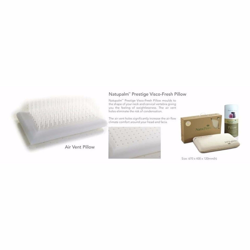 NATUPALM PRESTIGE PILLOW