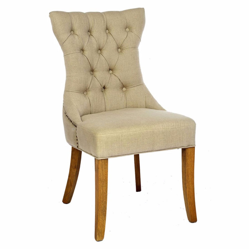 Monte Dining Chair Linen