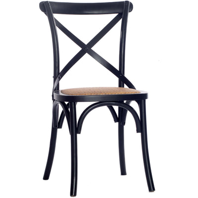 Crossback V3 Dining Chair - Black