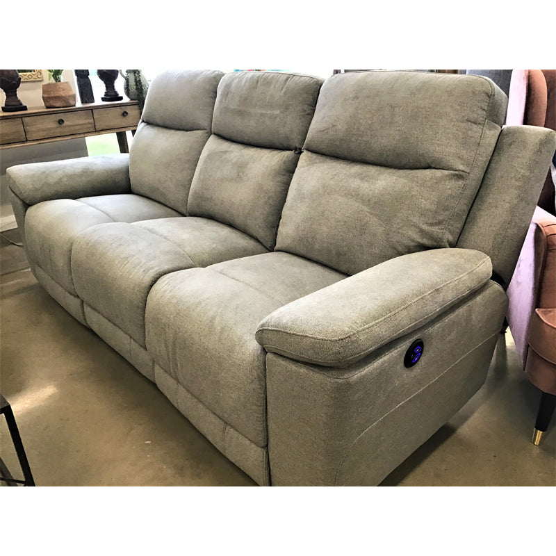 Pandorian 3 Seater with Electric Recliner + 2 Electric Recliner