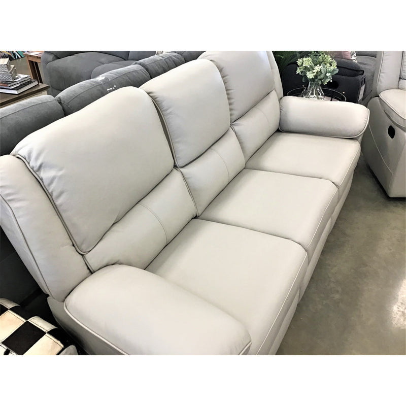 Ibis 3 Seater Reclining Sofa + 2 Single Recliners Leather