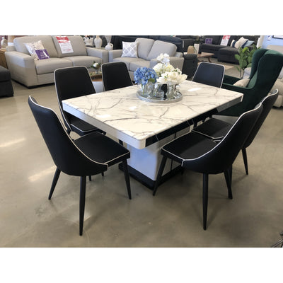 Tiffany Marble 1500 Dining Set