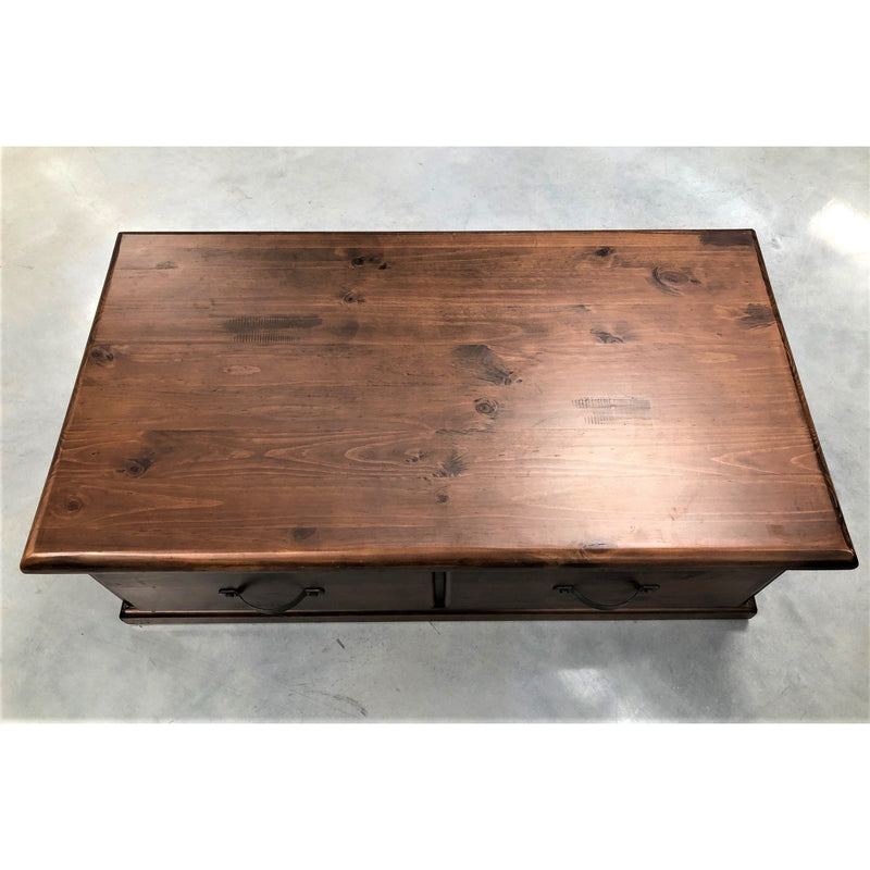 Orlando Coffee Table 2 Drawer