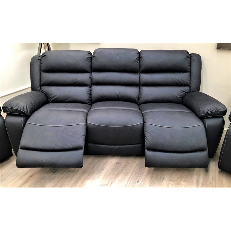 Lena Electric 3 Seater with Console + Electric Recliner + Electric Recliner & Multimedia Features