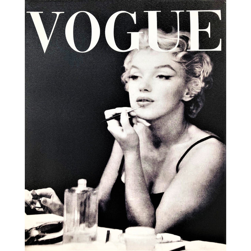 Marilyn Vogue Canvas 50x60cm