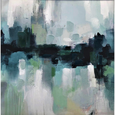 Abstract Forrest Canvas 84cm