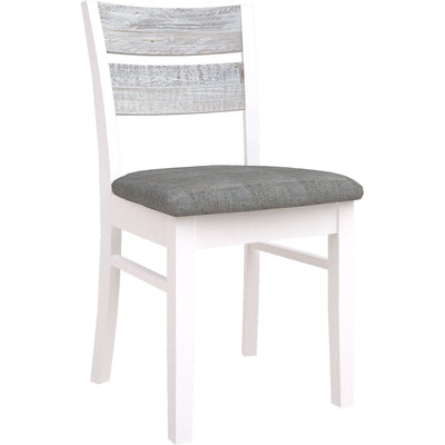 Sea Breeze Dining Chair with Fabric Seat