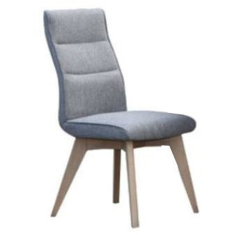 Morocco Fabric Dining Chair Cloud