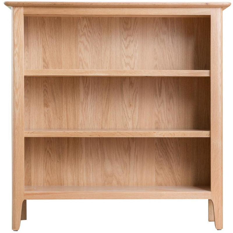 Lithgow Small Wide Bookcase NT-SWBC