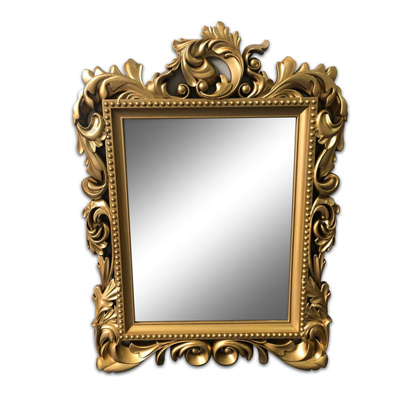Roma Wall Mirror Gold 80x60cm