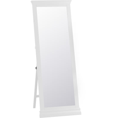 Snow White Cheval Mirror SW-CM-W
