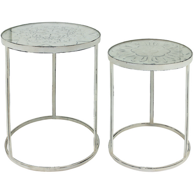 Nora S/2 Side Tables