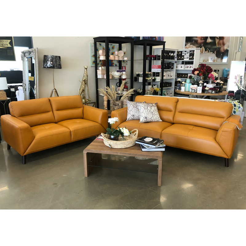 Sinoma 3 + 2 Lounge Package Tangerine