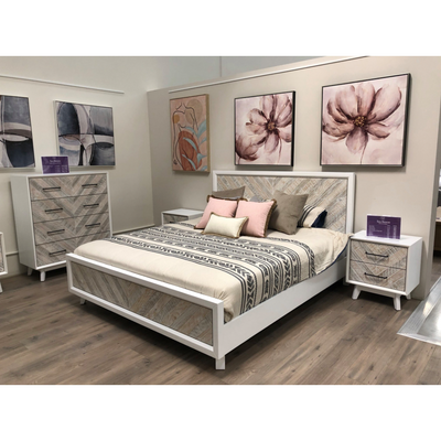 Sea Breeze Double Bed