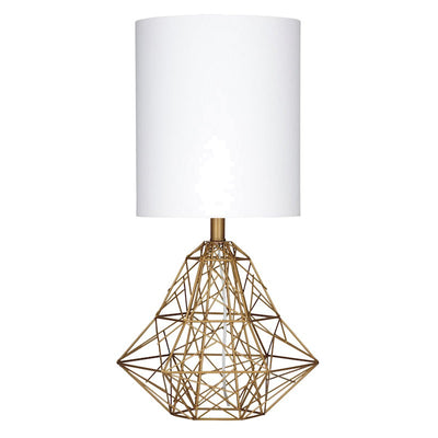 Madelia Gold Table Lamp