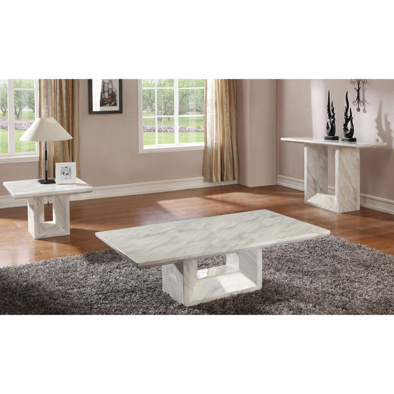 Mozart Marble Coffee Table