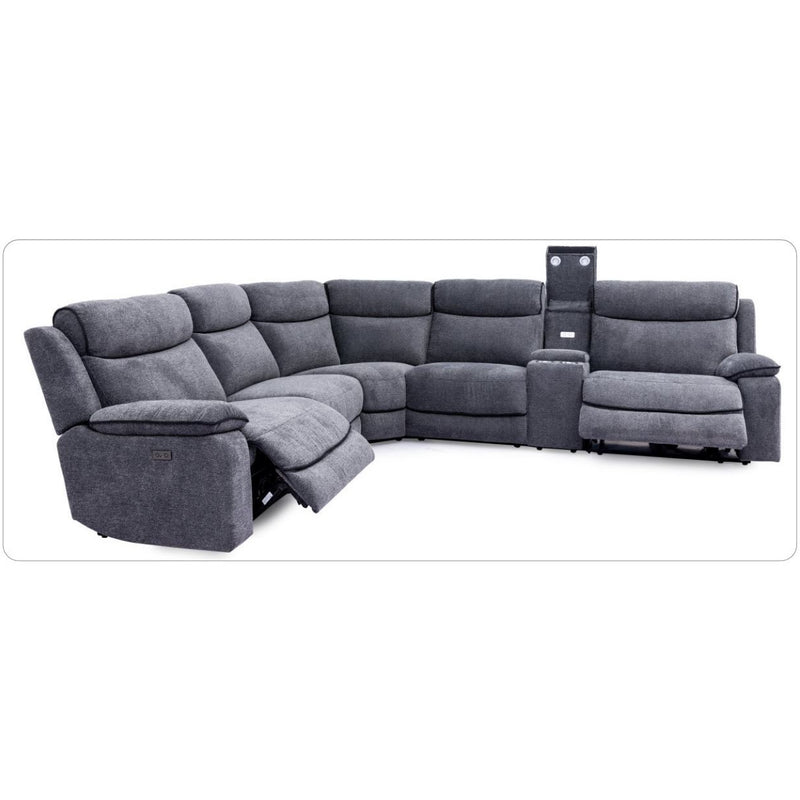 Londane Corner With Recliners