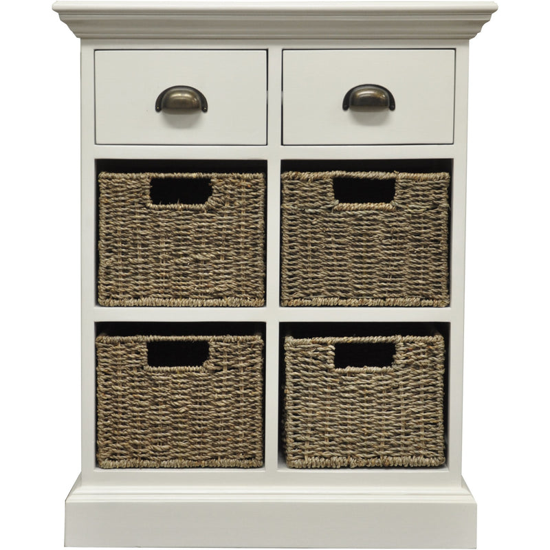 Splitrock 2 Drawer 4 Basket Unit WW-084
