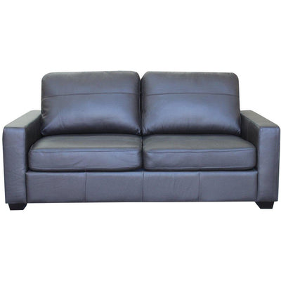 Lisa Sofa Bed Leather