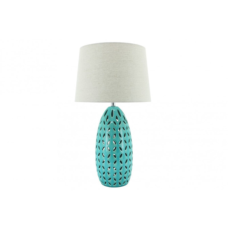 Natal Lamp Turquoise