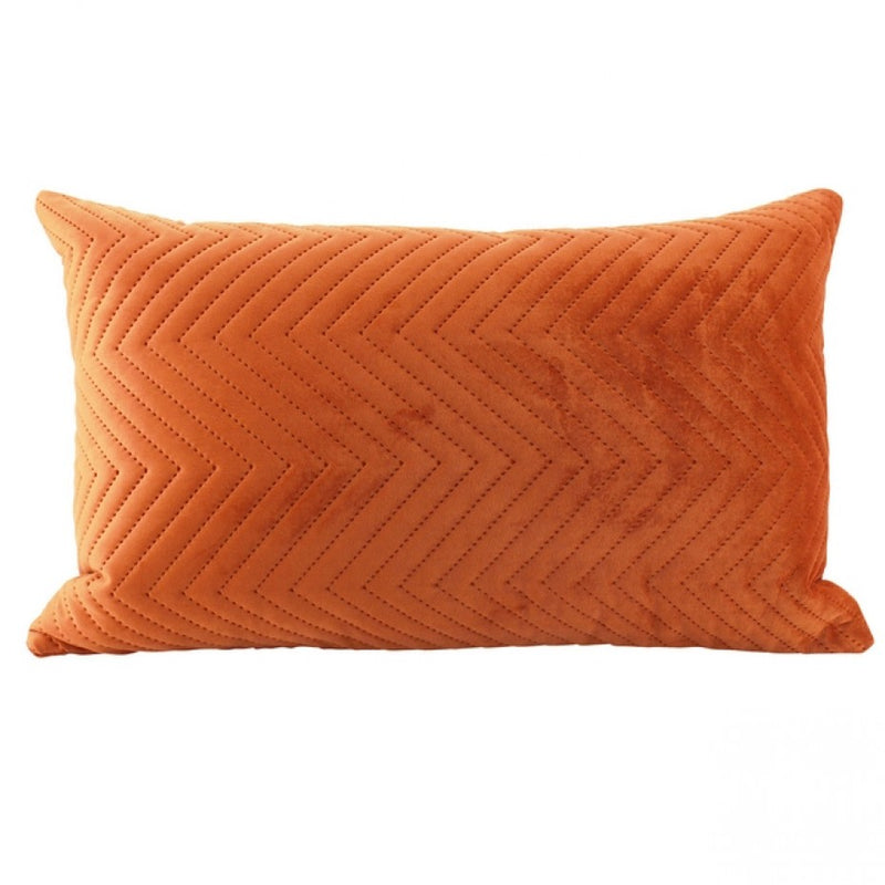 Velvet Quilted Cushion