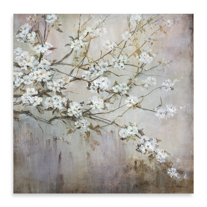 Cherry Blossom Oil Canvas 100x100