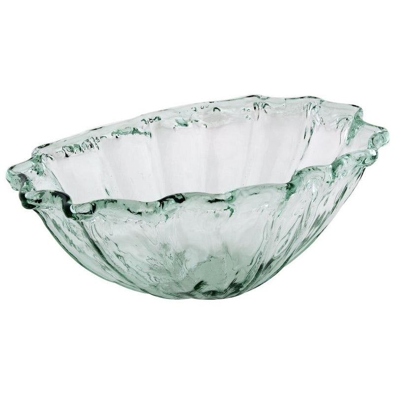 Clam Shell Bowl 51x32x20cm