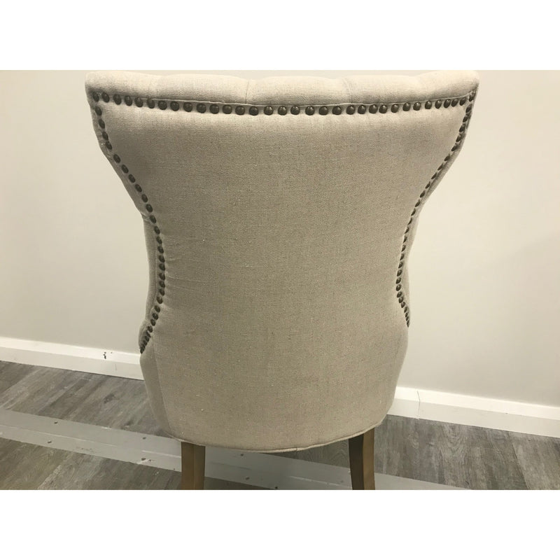 Monte Dining Chair - Linen