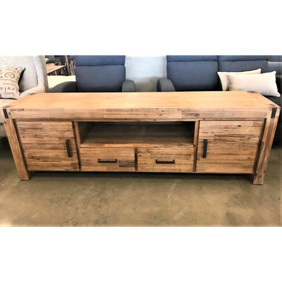 Venice Large 1900 TV Unit Acacia