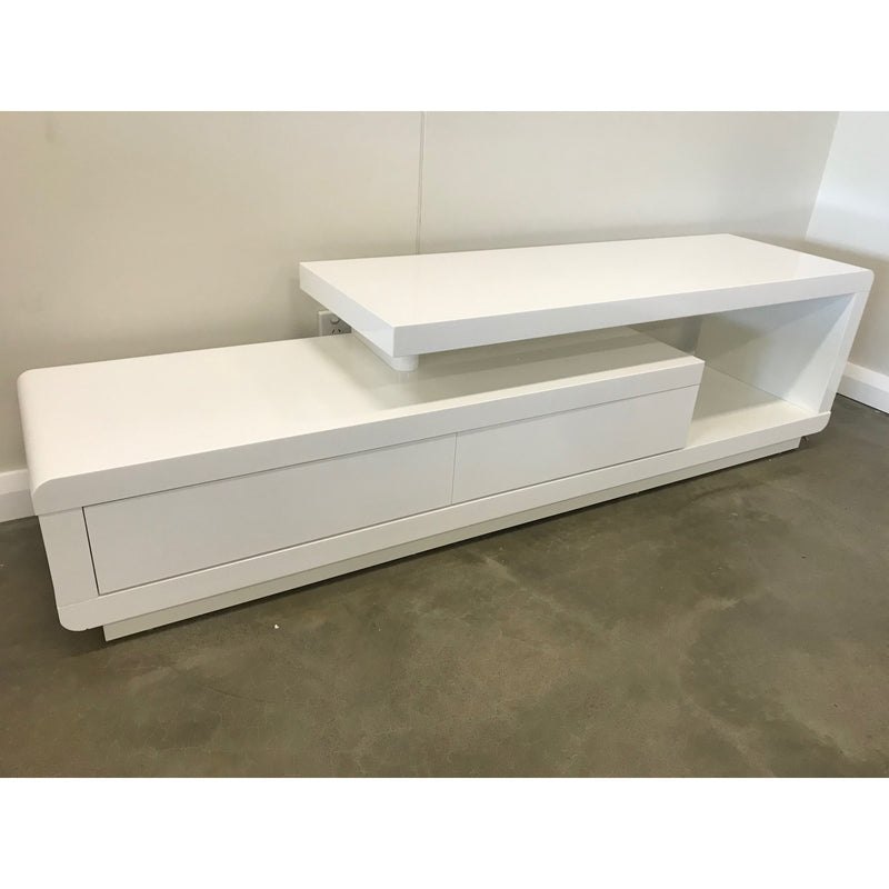 Coto TV Unit White