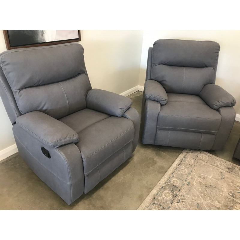 Miami 3 Seater Sofa With Recliners and 2 Single Recliners