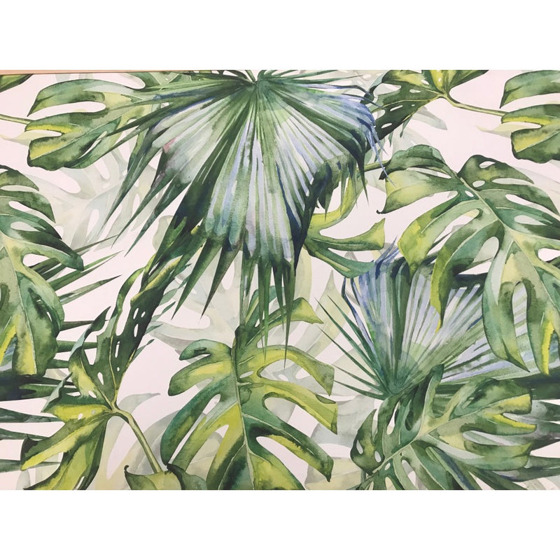 Jungle Leaf Canvas